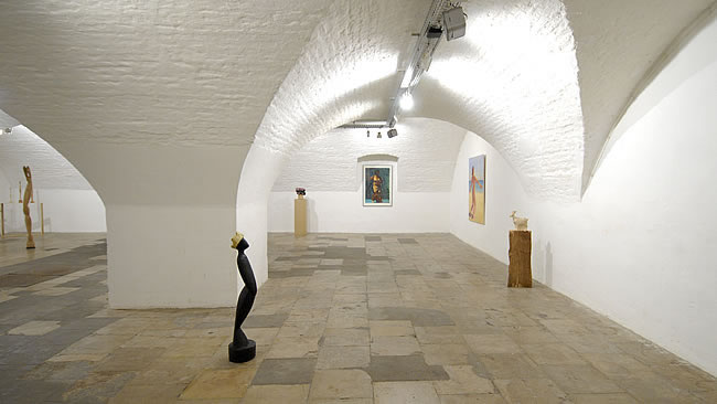 """""""Piaffe"""" von Emmanuéle Barone und Joáo Malheiro, 25.10.-15.11.2008"""